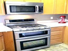 microwave range combo full image for range microwave combo home depot stove oven fridge hood microwave