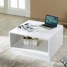 julian bowen manhattan occasional coffee table