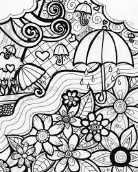 Small Picture Pin by Barbara on coloring balloon umbrella Pinterest