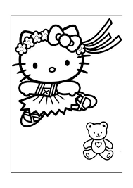 60 hello kitty pictures to print and color. Hello Kitty Coloring Pages 5 Hello Kitty Colouring Pages Hello Kitty Coloring Kitty Coloring