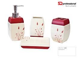 Red Bathroom Decor Delightful Bathroom Decor Simple Bathroom Decor Minimalis Bathroom