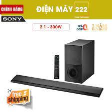 Loa Soundbar Sony HT-CT390 2.1 300W