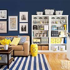 Bookshelves Living Room Adorable Declutter Your Living Room Better Homes Gardens