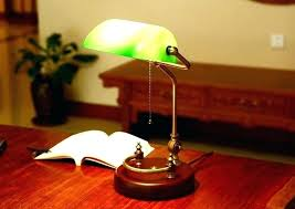 green bankers desk lamp green bankers lamp shade replacement desk bankers desk lamp vintage table