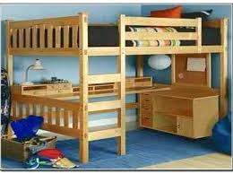 bed with office underneath. Bunk Bed Office Underneath With Desk Below Double Online Queen Plans