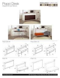 POPPI BOOK.SPEC SHEET - Resource Furniture