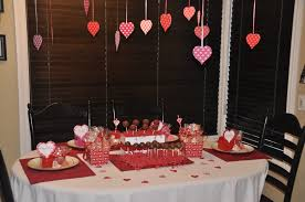 valentines office decorations. Gray Valentines Day Heart Table Decorations Romantic At Home Dinner Date Candlelight Full Width In Office