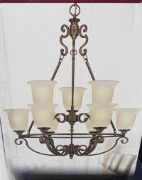 home decorators collection fairview 9 light heritage bronze fairview 3 light heritage bronze chandelier