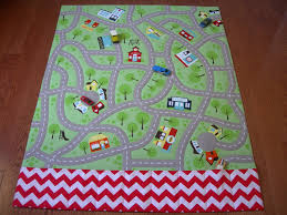 Play Mat Large-Town Play Mat-Road Play Mat-Car Play Mat-Fold Up ... & Play Mat Large-Town Play Mat-Road Play Mat-Car Play Mat-Fold Up Play Mat-Girl  or Boy Christmas Gift -Road Quilt-Play Mat with Pockets Adamdwight.com