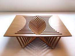 best folding coffee tables for small spaces