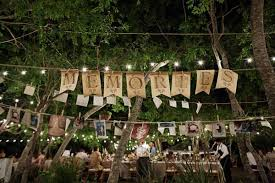 Small Picture At Home Wedding Ideas Home Design Ideas