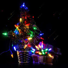 Battery Operated Lights Christmas Outdoor Battery String Lights Christmas Lights Flight 50led Mini