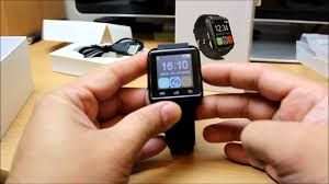 UWatch <b>U8 Bluetooth Smart Watch</b> for Android mobile review and ...
