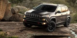 2018 jeep kl. delighful jeep 2018 jeep cherokee update revealed and jeep kl