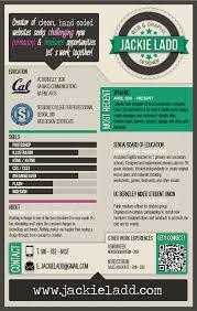 Infographic Resume Resume Talk