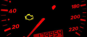 My Check Engine Light is On. Consult Garber Fox Lake Toyota!
