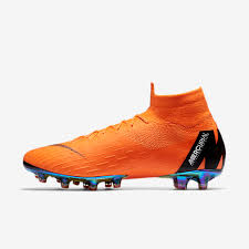 nike mercurial superfly 360 elite ag pro artificial grass football boot orange