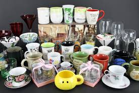 Decorative Cups and Mugs at Shinoda Design Center
