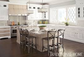 Traditional Kitchens Designs Fascinating 48 Great Kitchen Island Ideas Traditional Home