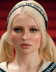 emily browning as babydoll in er punch this is one of my favorite makeup looks ever and very easy to do i did extensive research makeup fav