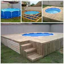 easy to make furniture ideas. diy pallet swimming poolthis is a great idea looks easy u0026 to make furniture ideas