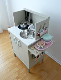 Play Kitchen From Old Furniture Diy Play Kitchen Tutorial Dans Le Lakehouse