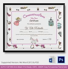 congratulations certificate templates congratulations certificate template 10 word psd documents