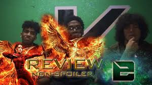 the hunger games mockingjay part 2 non spoiler review extraordinary mentary