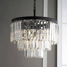 chandelier extraordinary clear glass chandelier seeded glass chandelier iron and crystal chandelier gray wall