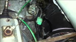 remplacement de l alternateur alternator replacement mazda 6 v6 remplacement de l alternateur alternator replacement mazda 6 v6 2006