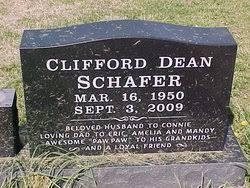 """Clifford Dean """"Cliff"""" Schafer (1950-2009) - Find A Grave Memorial"""