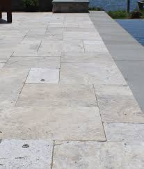 travertine patio silver27 patio