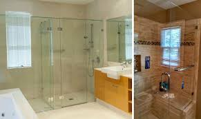 colonial shower images