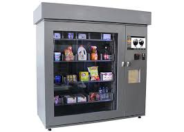 Coin Operated Vending Machines Stunning Self Service DVD Vending Kiosk Coin Operated Multifunction Beer