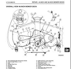 wiring diagram for tractor ignition switch images 2006 pt cruiser how to change the mower belt on a john deere lx178 ehow uk