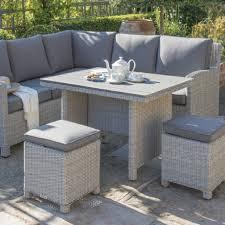 whitewash outdoor furniture. Outdoor Courner Group Sofa Whitewash Furniture