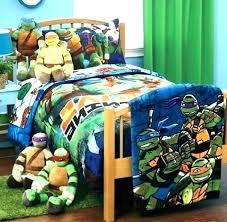 teenage mutant ninja turtles bedding comforter twin set teen