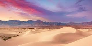 im Death Valley Nationalpark ...