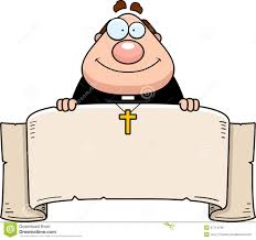 Image result for funny priest cartoon