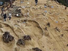 「島原の乱遺跡発掘」の画像検索結果