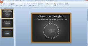 Design For Powerpoint 2007 Free Educational Powerpoint Theme For Presentations In The Classroom