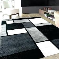 grey and white rug area gray 8x10 chevron black white area rug grey and theme striped 8x10 wh