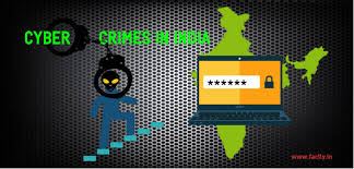 cyber crimes in which state tops the chart factly