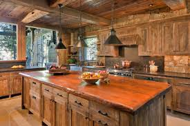 magnificent rustic cabin kitchen ideas rustic kitchen design log inside cabin kitchen ideas