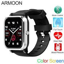<b>Smart Watch FY01</b> 1.4 inch Men Women Bracelet Full Touch Fitness ...
