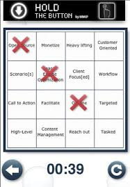 buzzword bingo generator buzzword bingo on the app store