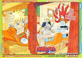 Small Picture Naruto Manga Color Pages qlyviewcom