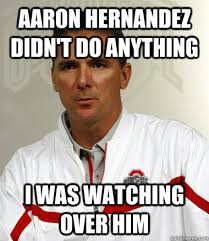 Urban Meyer memes | quickmeme via Relatably.com
