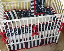 baby cribs nautical theme anchors baby