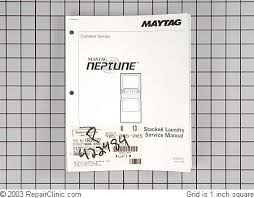 may neptune stacked washer dryer